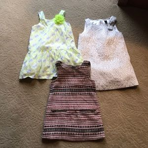 2T Toddler Dress Bundle